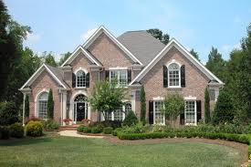 Brick home pic